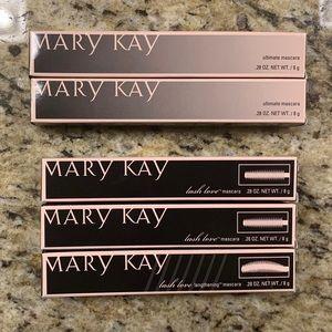 Mary Kay Mascara ultimate and lash love